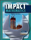 Impact Mathematics Course 1 : Algebra and More, , 0078609097