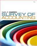 Survey of Accounting, Warren, Carl S., 0538749091