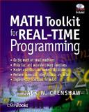 Math Toolkit for Real-Time Programming 9781929629091