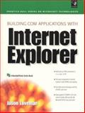 Building COM Applications with Internet Explorer, Loveman, Jason, 0130819093