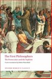 The First Philosophers 1st Edition