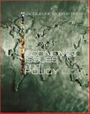 Economic Issues and Policy with Economic Applications 9780324269093