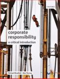 Corporate Responsibility : A Critical Introduction, Blowfield, Michael and Murray, Alan, 019920909X