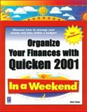 Organize Your Finances with Quicken 2001 in a Weekend, Tinney, Diane, 0761529098