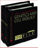 Genetics and Cell Biology on File, Diagram Group Staff, 0816049092