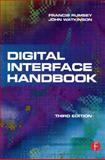 Digital Interface Handbook, Rumsey, Francis and Watkinson, John, 0240519094