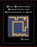 Data Structures, Algorithms, and Applications in Java, Sahni, Sartaj, 0072519096
