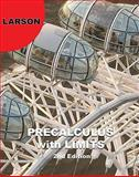 Precalculus with Limits, Larson, Ron and Hostetler, Robert P., 1439049092