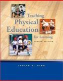 Teaching Physical Education, Rink, Judith E., 0072329106