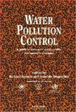 Water Pollution Control, Richard Helmer and Ivanildo Hespanhol, 0419229108