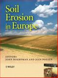 Soil Erosion in Europe, , 0470859105