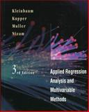Applied Regression Analysis and Multivariable Methods, Kupper, Lawrence and Muller, Keith, 0534209106