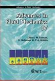Advances in Fluid Mechanics IV, C. A. Brebbia, 1853129100