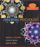 Abnormal Psychology, Davison, Gerald C. and Neale, John M., 0471449105