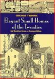 Elegant Small Homes of the Twenties, Chicago Tribune Staff, 0486469107