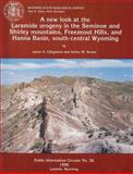 A New Look at the Laramide Orogeny in the Seminoe and Shirley Mountains, Freezeout Hills, and Hanna Basin, South-Central Wyoming : Pic-36, Lillegraven, Jason A. and Snoke, Arthur W., 1884589103