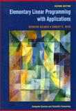 Elementary Linear Programming with Applications, Kolman, Bernard and Beck, Robert E., 012417910X