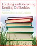 Locating and Correcting Reading Difficulties, Cockrum, Ward A. and Shanker, James L., 0132929104