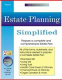 Estate Planning Simplified, Daniel Sitarz, 1892949105