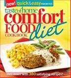 Comfort Food Diet Cookbook, Taste of Home, 0898219108