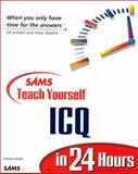 Teach Yourself ICQ in 24 Hours, Rogers Cadenhead, 0672319101