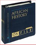 African History on File, Diagram Group Staff, 0816029105