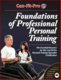 Foundations of Professional Personal Training, Canadian Fitness Professionals Inc. (Can-Fit-Pro), 0736069100