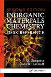 Inorganic Materials Chemistry Desk Reference, Sangeeta, D. and LaGraff, John R., 0849309107