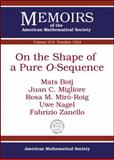 On the Shape of a Pure O-Sequence, Mats Boij and Rosa M. Miró-Roig, 0821869108