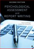Psychological Assessment and Report Writing, Goldfinger, Karen and Pomerantz, Andrew M., 1452259100