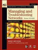 CompTIA Network+ Guide to Managing and Troubleshooting Networks, 3rd Edition (Exam N10-005), Meyers, Michael, 0071789111