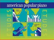 American Popular Piano, Christopher Norton and Scott McBride Smith, 1897379110