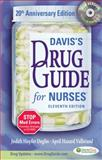 Davis's Drug Guide for Nurses, Deglin, Judith Hopfer and Vallerand, April Hazard, 0803619111