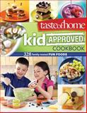 Taste of Home Kid - Approved Cookbook, Taste of Home, 0898219116