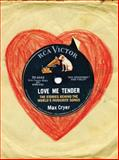 Love Me Tender, Max Cryer, 0711229112