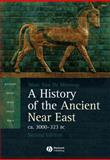 A History of the Ancient near East CA. 3000-323 BC, Van De Mieroop, Marc, 1405149116