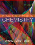 Principles of Modern Chemistry, Oxtoby, David W. and Gillis, H. Pat, 1305079116