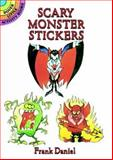 Scary Monster Stickers, Frank Daniel, 0486279111