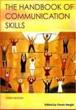 The Handbook of Communication Skills, , 0415359112