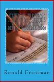 Strategies to Manage and Control Students with Oppositional Defiant Disorder (ODD), Ronald Friedman, 1495389111