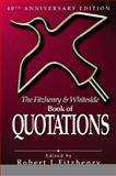 The Fitzhenry and Whiteside Book of Quotations, Robert I. Fitzhenry, 1550419110