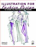 Illustration for Fashion Design : 12 Steps to the Fashion Figure, Fernandez, Gustavo, 0131119117