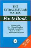 The Extracellular Matrix Factsbook, Ayad, Shirley and Boot-Handford, Ray, 0120689111