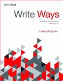 Write Ways : Modelling Writing Forms, Wing Jan, Lesley, 0195559118
