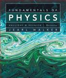 Fundamentals of Physics, Halliday, David and Resnick, Robert, 0470469110
