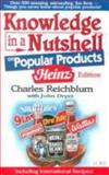 Knowledge in a Nutshell on Popular Products, Charles Reichblum, 0966099117
