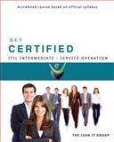 GET CERTIFIED - ITIL Intermediate Service Operation, Ana Delgado, 1494289113