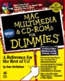 Mac Multimedia for Dummies, Interactive Multimedia Value Pack, McClelland, Deke, 1568849117