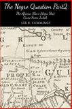 The Negro Question Part 2 the Slave Ships That Came from Judah, Lee Cummings, 1492719129
