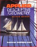 Applied Descriptive Geometry, Holliday-Darr, Kathryn Ann, 0827379129